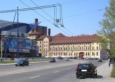433b Areál Košice - centrum Stará Sladovňa