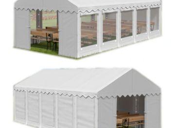 6x10m 2-3,09m záhradný párty stan pavilón