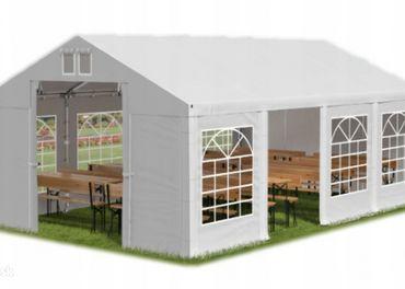 4x8m 2-3,15m záhradný párty stan / pavilón