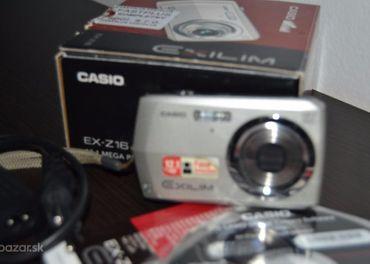 Fotoaparát CASIO  EX-Z16 Exilim