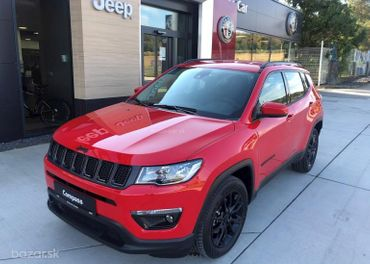 JEEP COMPASS 1.3 Turbo Night Eagle 6.DDCT