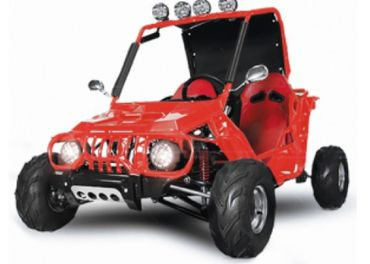 Buggy 125ccm (3+1)