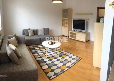 Priestranný 2i byt, zariadený, novostavba, Tomášikova, Ružinov