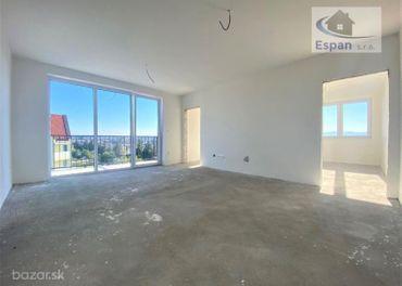NOVOSTAVBA: Svetlý 3 izbový byt s vlastným vykurovaním, ul. Cesta Mládeže/ Malacky!!