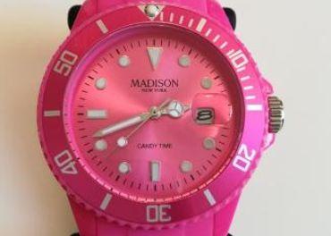 damske hodinky madison new york