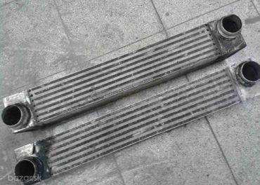 BMW 5 E60 530d 3.0 D intercooler