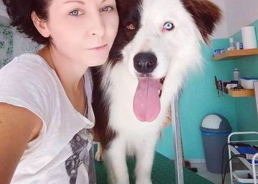 Strihanie psíkov a mačiek, WOOF! Salon Piešťany