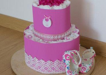 Plienková torta - Babytorty