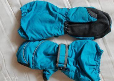 predlžené rukavice palcové od HM 110/116