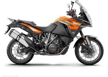 KTM Adventure Super S 1290 orange 2020 Zľava