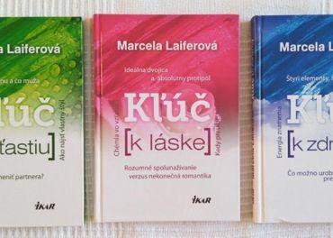Kľúče komplet - Marcela Laiferová