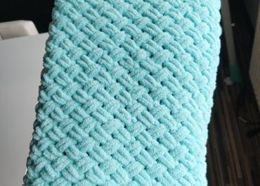 Puffy deka pre bábätko