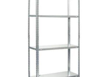 pozinkované regále - 150 cm