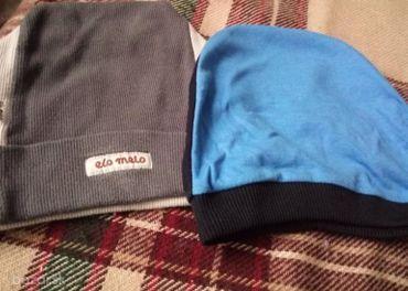 Chlapčenské oblečenie (aj čiapky a pyžamá)