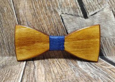 Pánsky drevený motýlik BRUS