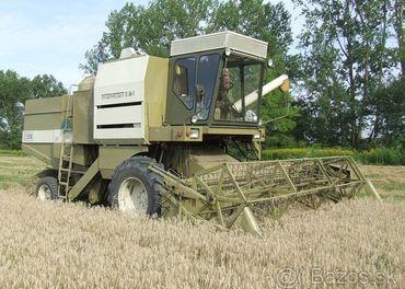 Žatevné práce pre malých farmárov