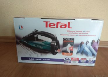 Žehlička TEFAL Ultimate Anti-Calc Auto-Off Soft FV9745E0