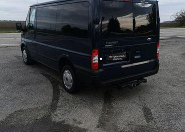 Predám Ford Transit 9.miestny bus r.v.v12/2012, 2,2tdci 74w