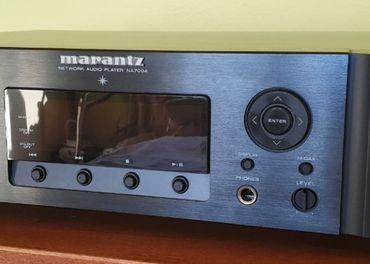 Sieťový prehrávač Marantz NA 7004