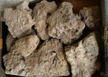 Dekoračné kamene do akvária.