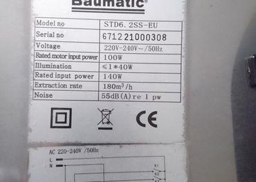 Darujem pouzivany digestor Baumatic