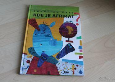Ľuboslav Paľo: KDE JE AFRIKA?