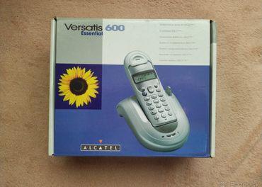 Predám bezdrôtový telefón Alcatel Versatis 600