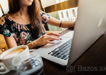 Práca z domu – administratíva, e-mailová komunikácia