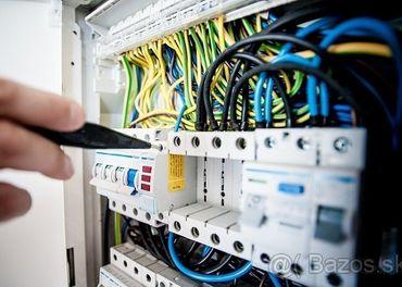 Elektrikári Nemecko - práca