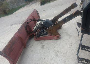 Predna hydraulika radlica natacacia