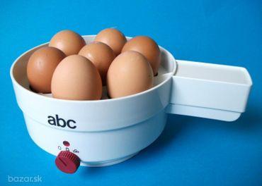 Poloautomatický varič na max. 7 vajíčok