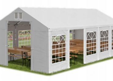 5x10m 2 2 91m záhradný párty stan / pavilón