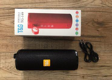 Bluetooth reproduktor T&G 10W, micro SD, USB, AUX