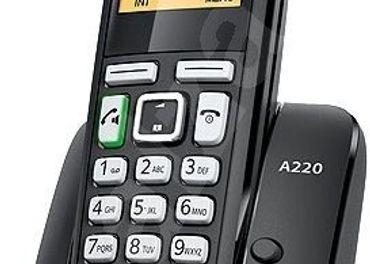 Nový bezdrôtový telefón Siemens Gigaset A220