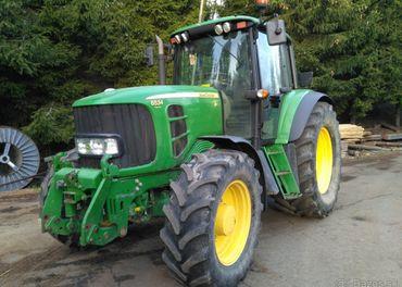 Predám traktor John Deere 6534