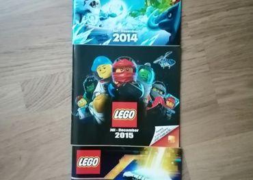 Lego katalógy