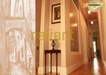 Reliart»Palisády: Predaj luxusného 6i bytu/eng. text inside