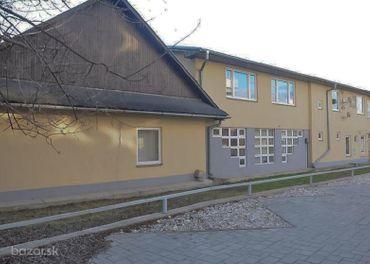 Polyfunkčný objekt centrum Spišská Nová Ves