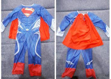 Kostym supermana