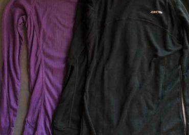 Zimné oblečenie, Termo tričká