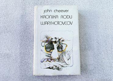 John Cheever - Kronika rodu Wapshotovcov