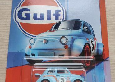 HOT WHEELS 60s FIAT 500D MODIFICADO