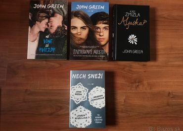 Knihy - John Green