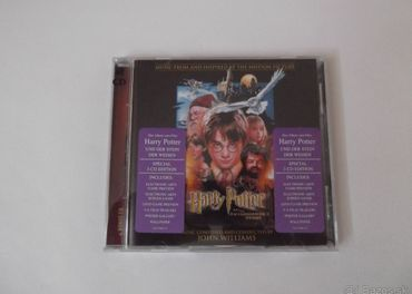 CD-John Williams-Harry Potter and The Philosophers Stone