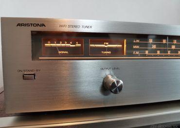 P: vintage HiFi tuner PHILIPS/ARISTONA AR 6104, V TOP STAVE
