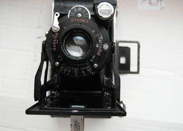 Starý Fotoaparát VOLLENDA