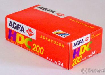 AGFA HDC 200/24   126 spotmatic
