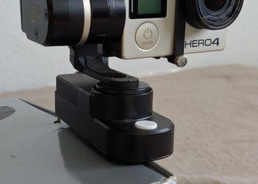 3-osý kamerový stabilizátor Feiyu Tech WG (bez kamery)