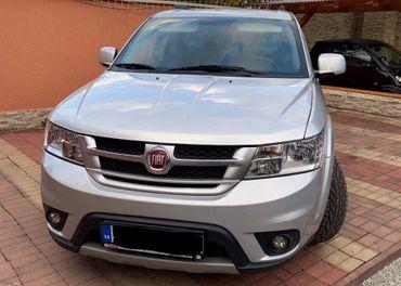 Fiat Freemont 2.0 JTD 125kW, 4x4 Strieborná 85tis km
