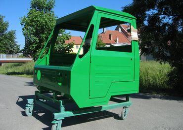 Multicar M25,M26,M27,M30(4x4)nová kabina+náhradní díly